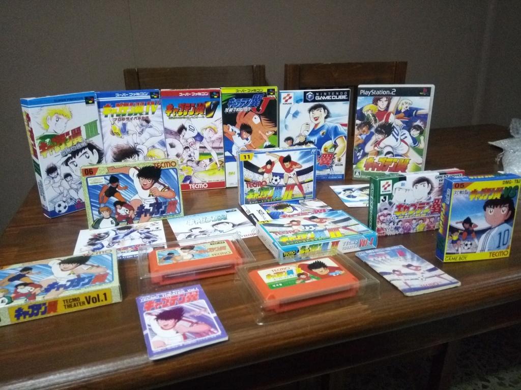 Colección Personal Captain Tsubasa 211