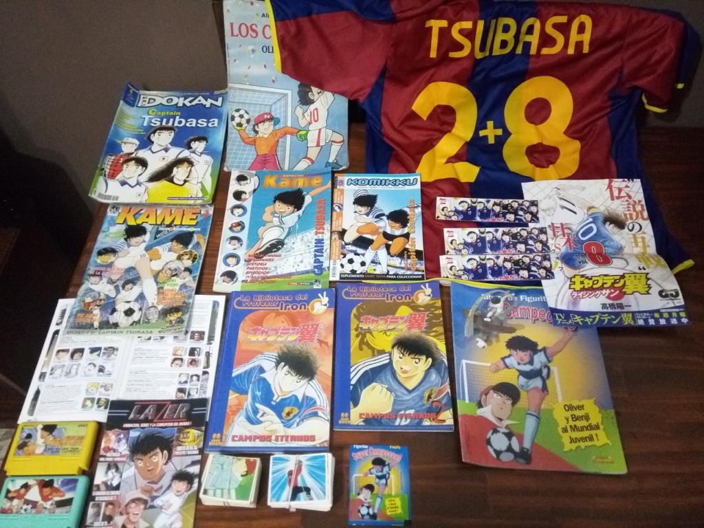 Colección Personal Captain Tsubasa 2210