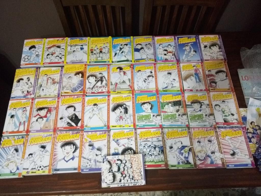 Colección Personal Captain Tsubasa 811