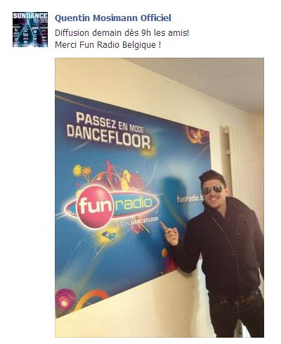 [28.03.13] Le Morning - Fun Radio Belgique Facebo13