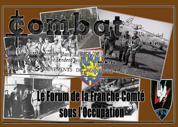 L'occupation de la Franche comté