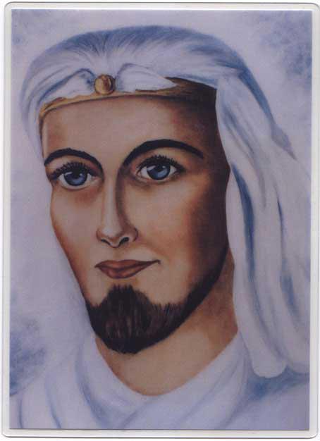 Serapis Bey - Quatrième rayon, blanc Serapi10