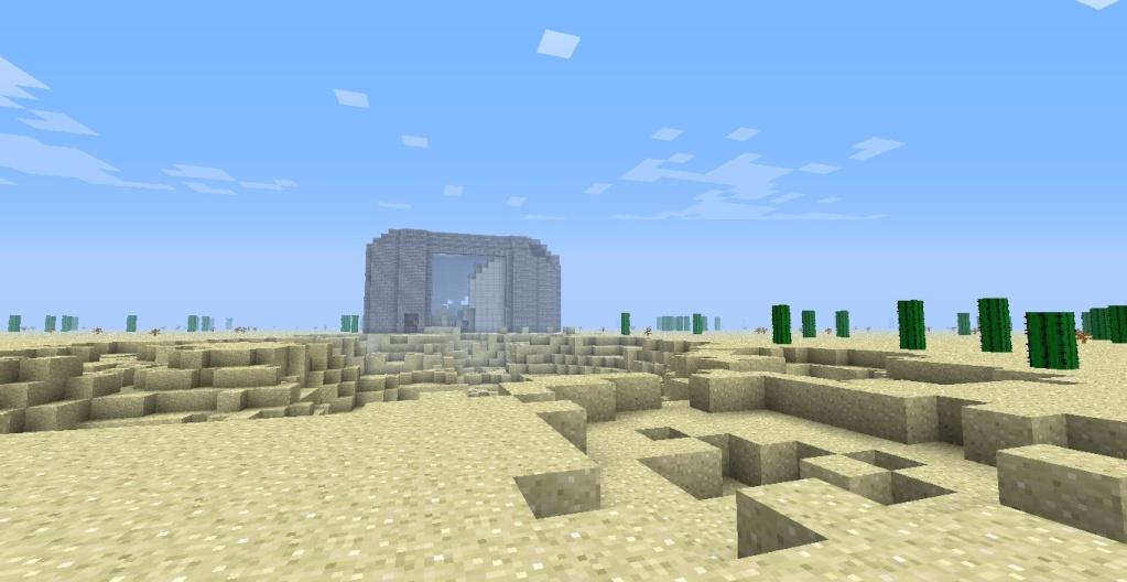 Rub al khali version Minecraft 2010