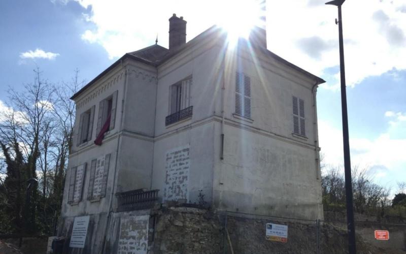 Une maison des années 1850 sera détruite puis... reconstruite à l'identique 80481610
