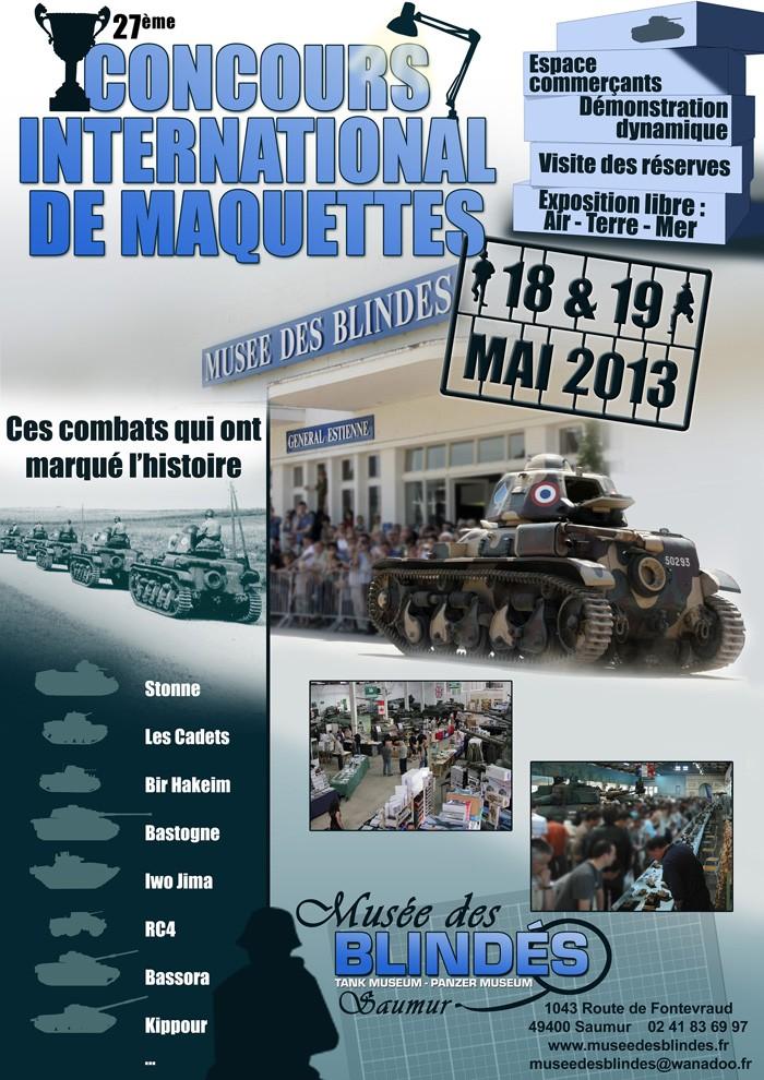 Musée du blindé Concou10