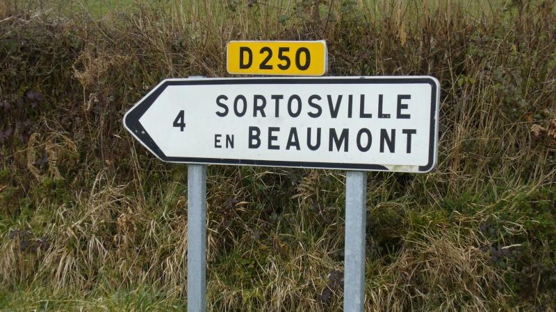 Monument WW2 - Sortosville-en-Beaumont ( Manche - Normandie )   P1090526