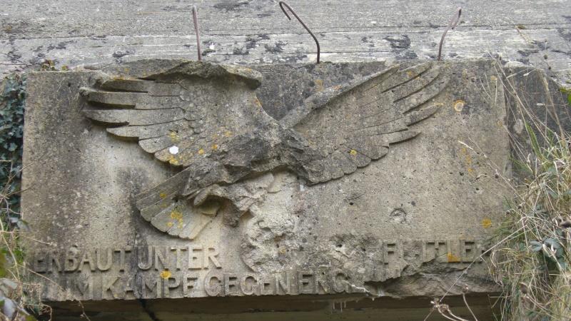 Monument WW2 - Sortosville-en-Beaumont ( Manche - Normandie )   P1090528