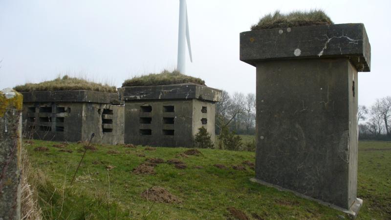 Monument WW2 - Sortosville-en-Beaumont ( Manche - Normandie )   P1090530