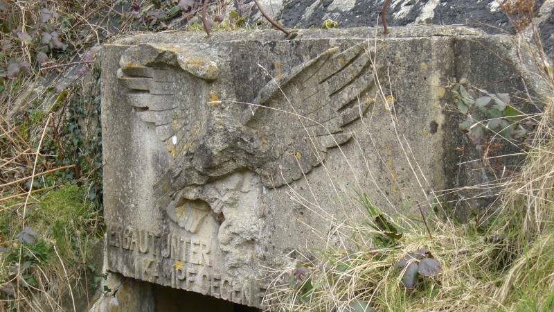 Monument WW2 - Sortosville-en-Beaumont ( Manche - Normandie )   P1090532