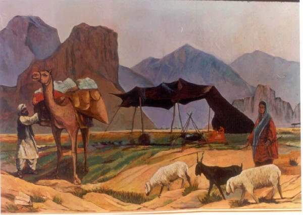 Paintings of Baloch People 25979_11