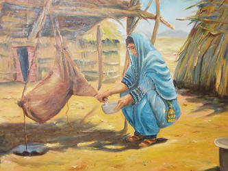 Paintings of Baloch People B10