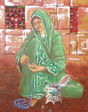 Paintings of Baloch People D10