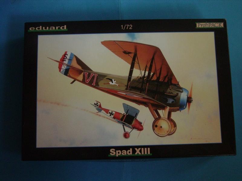 Spad XIII 1/72° 010