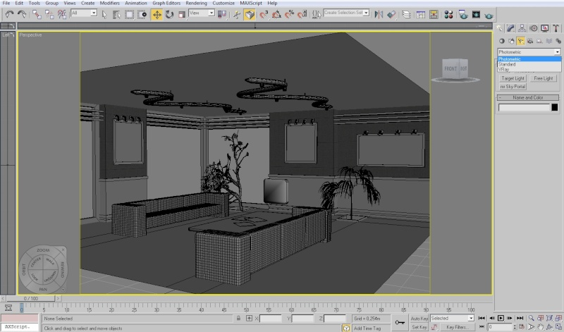 [Tuto Mental Ray - Arch&Design - 3DS Max] Screen15