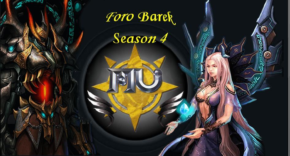 Mu Barek Season 4