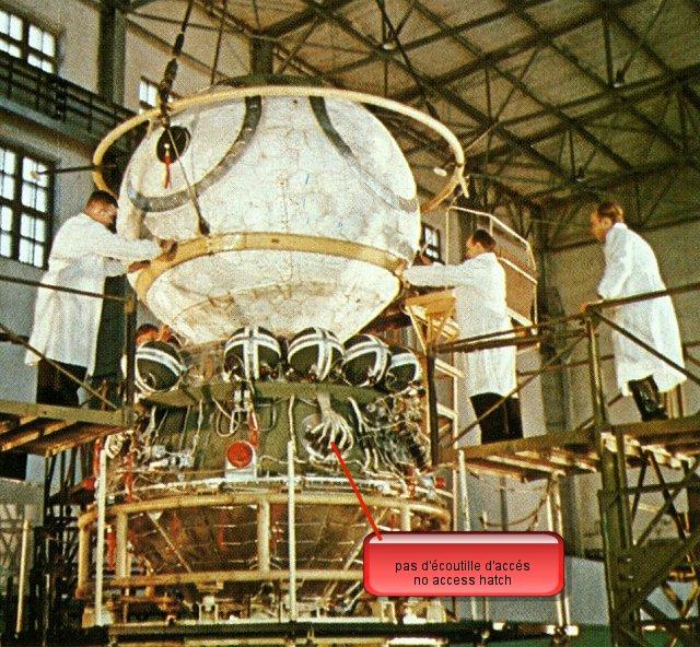Module de service du Vostok Numari11