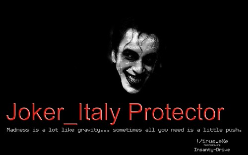 Joker_Italy Protector