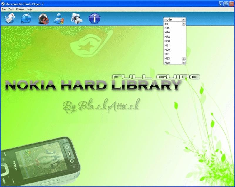 Nokia Hard Library By Black Attack v.4 Nokiah10
