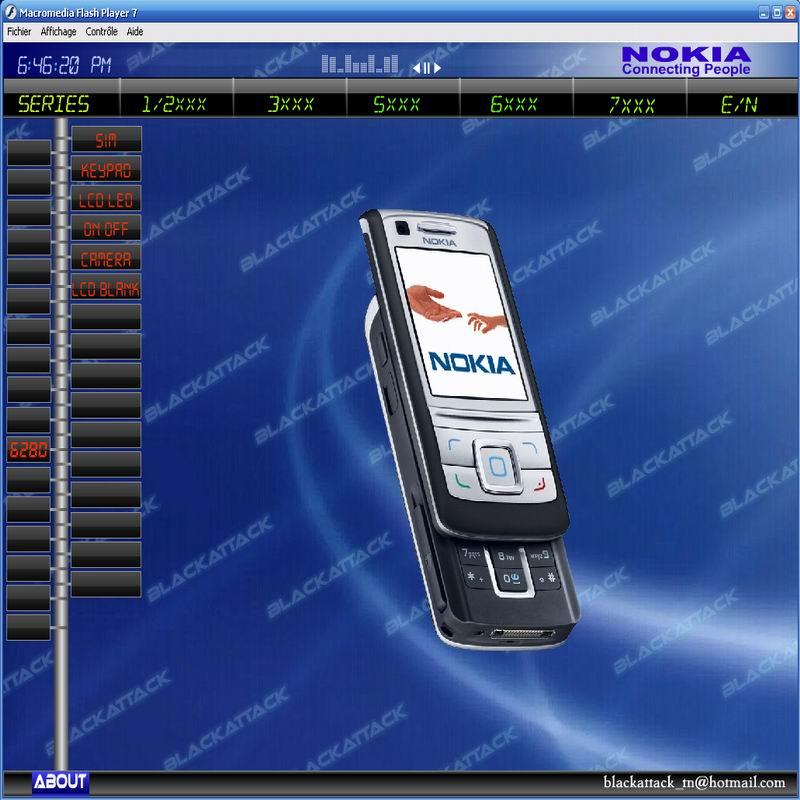 Nokia BB5 Hard Library v5.0 Resize42