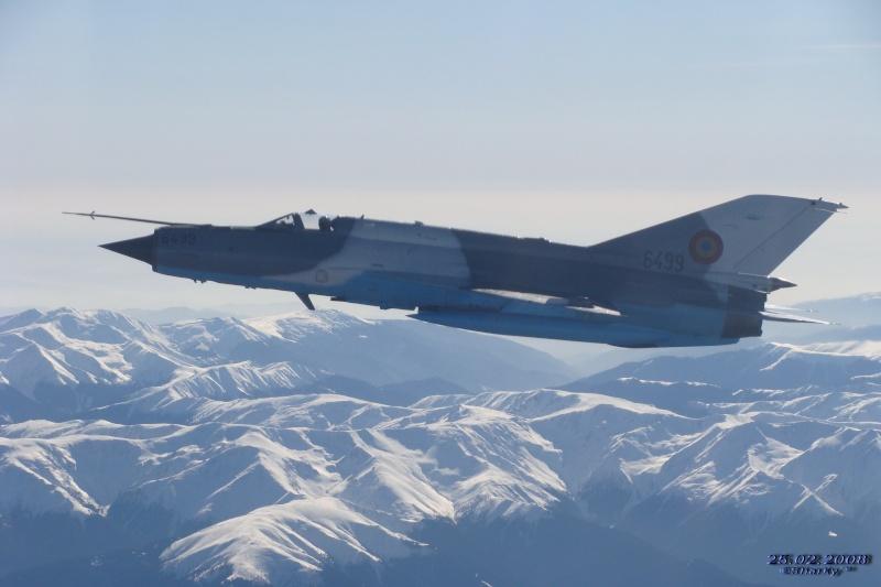 MiG-21 LanceR Mekiru16