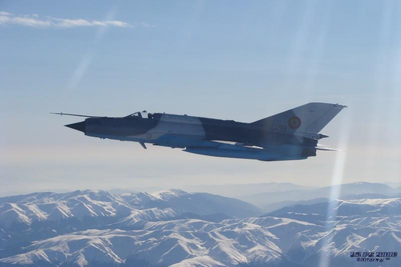MiG-21 LanceR Mekiru18