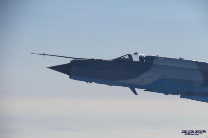 MiG-21 LanceR Mekiru20