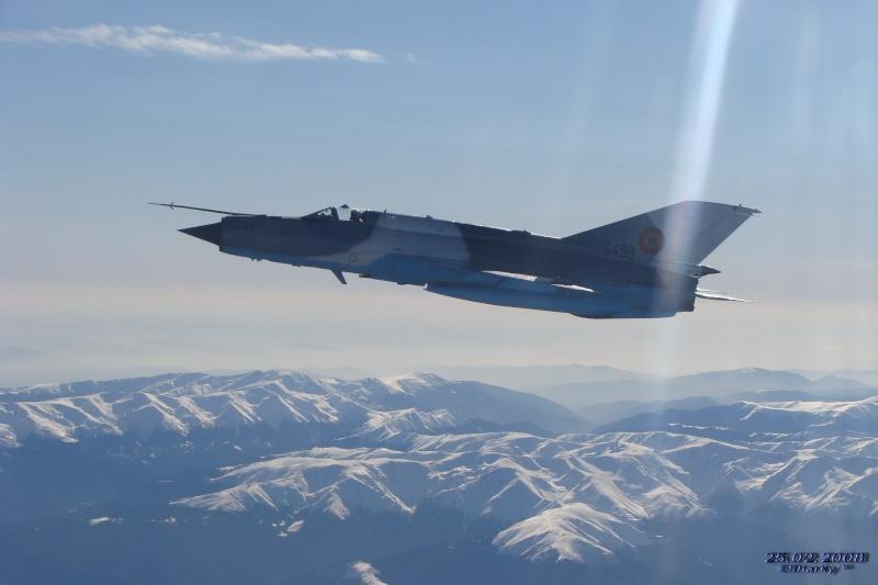 MiG-21 LanceR Mekiru21