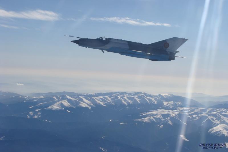 MiG-21 LanceR Mekiru23