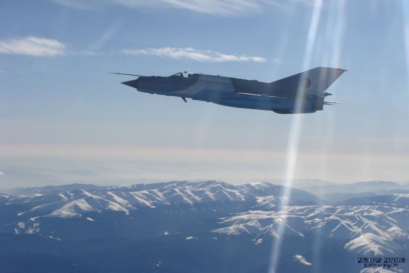 MiG-21 LanceR Mekiru24