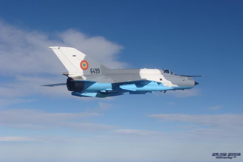 MiG-21 LanceR Mekiru28