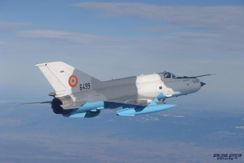 MiG-21 LanceR Mekiru30
