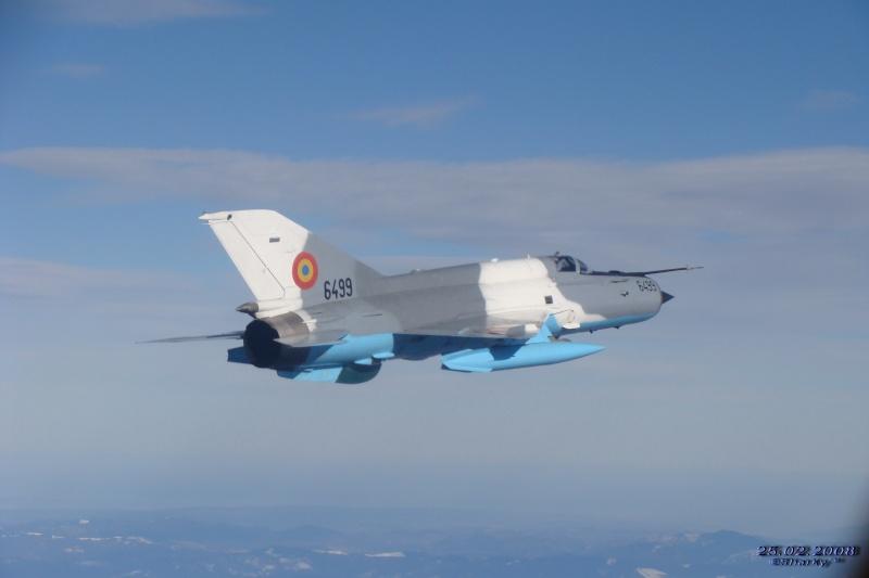 MiG-21 LanceR Mekiru31