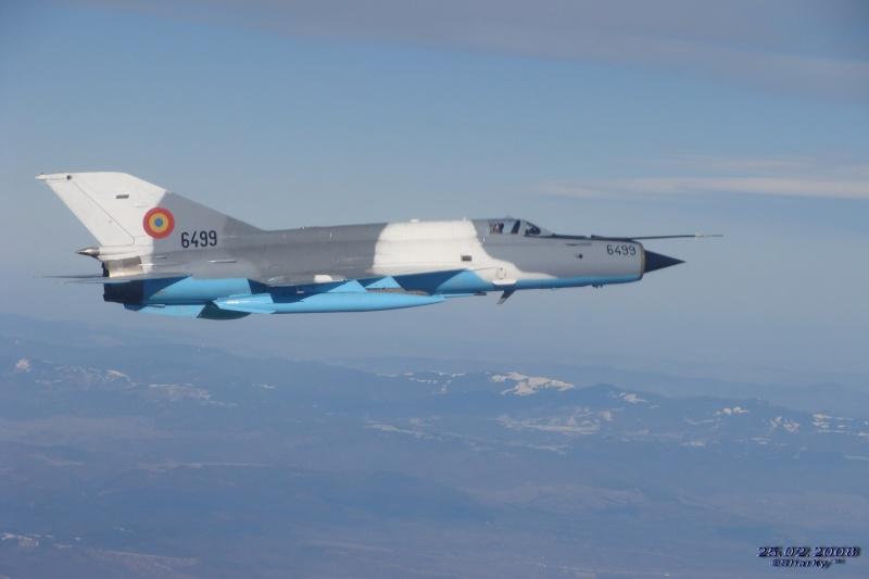 MiG-21 LanceR Mekiru34