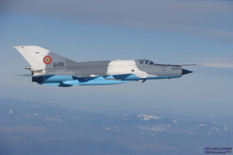 MiG-21 LanceR Mekiru35