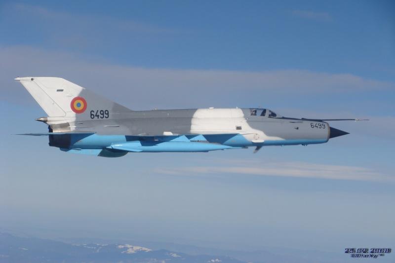 MiG-21 LanceR Mekiru36
