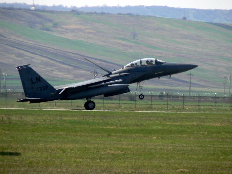 F-15 Stike Eagle - LRCT [RoAF Bz. 71 Aer.] P1010210