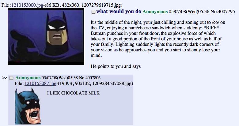 You Laugh, You Lose (v.1) Batman10