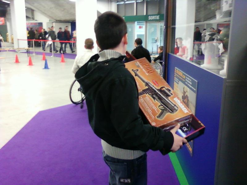 délit au shooting games show Image-10