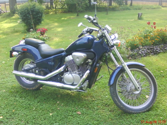 honda shadow vt 600 Dsc00412