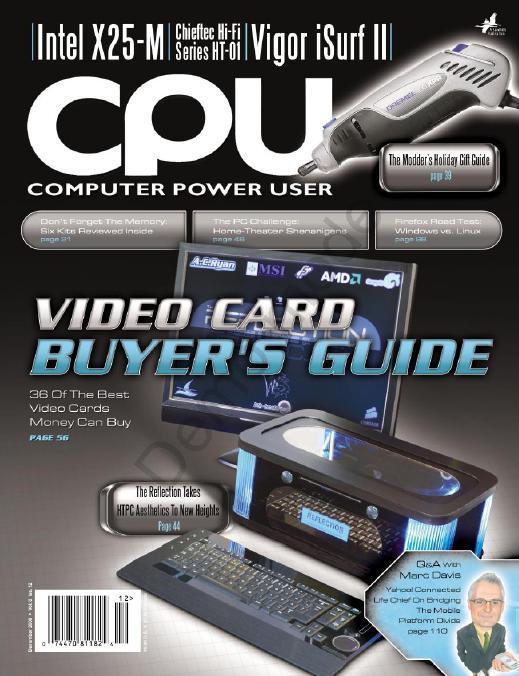 CPU Magazine - December 2008 Cpu10