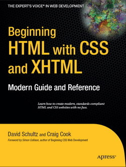 Beginning HTML With CSS And XHTML (with source Code) Html10
