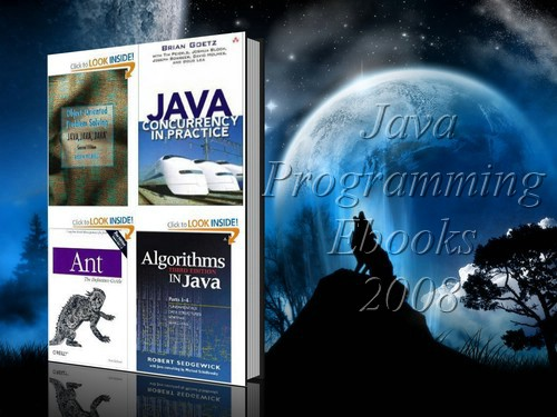 Java Programming Ebooks 2008 CD Javapr10
