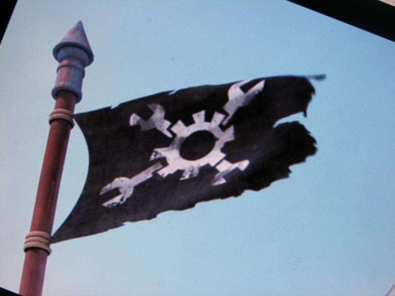 Steampunk Flag Img_4011