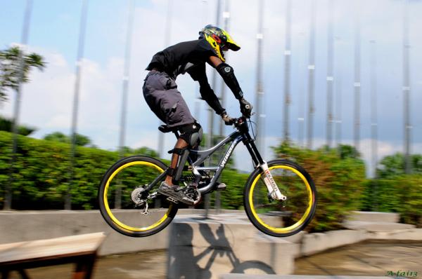 KLD2008 - Mountain Bike - Downhill 06080821
