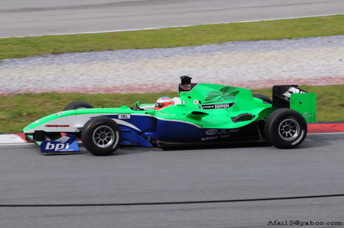 Malaysian A1 GP - Sepang 23110821