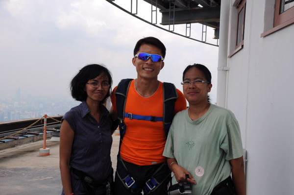 KL Base jump 08 - KL Tower Pictur20