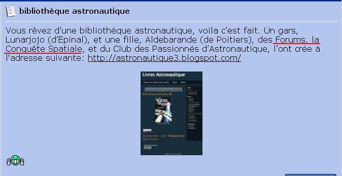 Blog livres astronautiques Biblio11