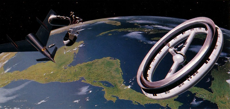Nautilus-X - NASA's Multi-mission Space Exploration Vehicle Concept Vonbra10