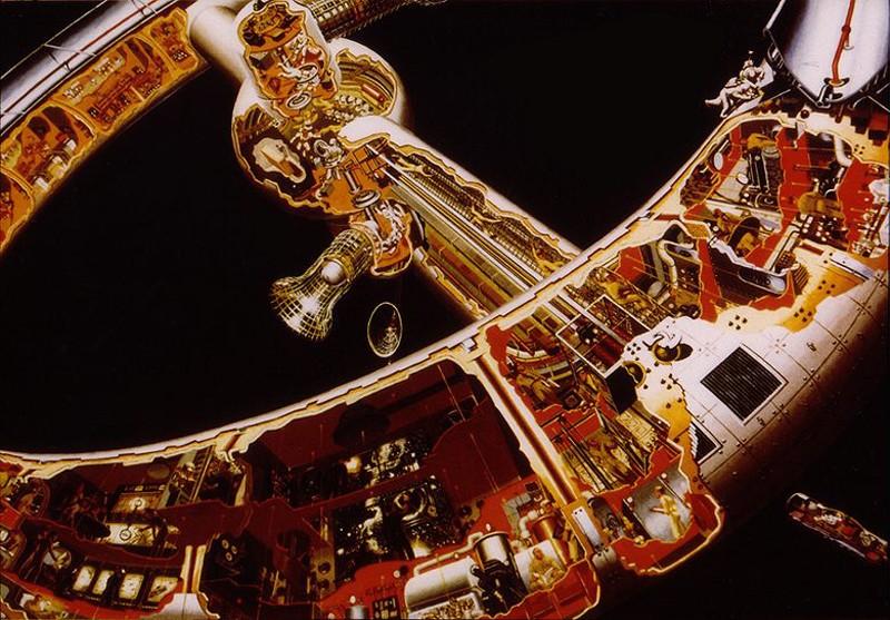 Nautilus-X - NASA's Multi-mission Space Exploration Vehicle Concept Vonbra11
