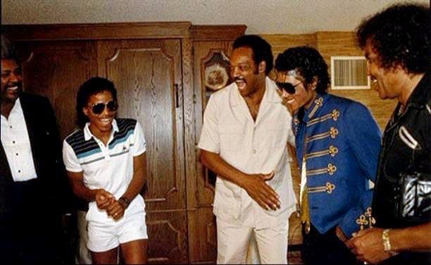 Michael et les Grands Hommes de ce monde 1984_b11